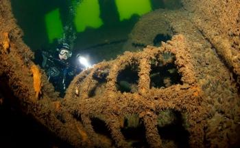 Unieke wrakduikreis naar de Zwarte Zee met EWDR