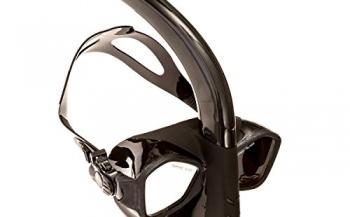 Snorkeling mask test: Olyspeed Alien