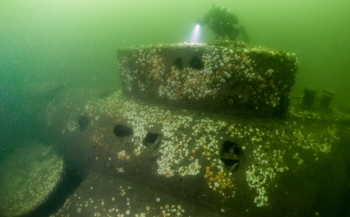 Erfgoed onder water - Brief van ministers aan sportduikend Nederland