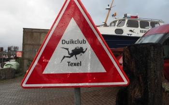 Marloes Otten - Duiken op de Reede van Texel