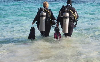 Symposium Veilig duiken op 11 november