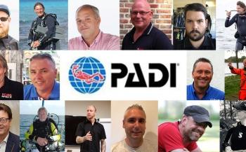 PADI Pro Event 2019 - De Course Directors