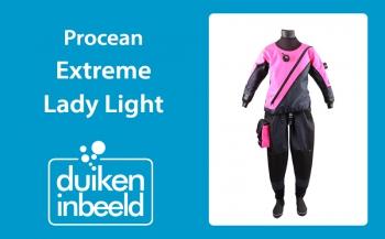 Droogpakken 2019 - Procean Extreme Lady Light