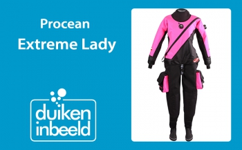 Droogpakken 2019 - Procean Extreme Lady