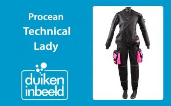 Droogpakken 2019 - Procean Technical Lady