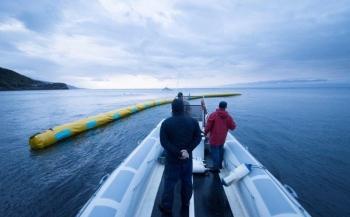 Pilot van The Ocean Cleanup kan beginnen