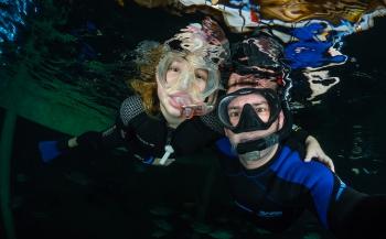 René Weterings - Snorkelen met het gezin bij TODI
