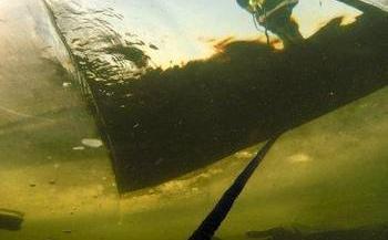 Aart Reitsma - IJsduik 11-2-2012