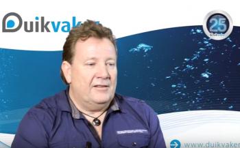Duikvaker 25 jaar - René Huisman (Ocean Reef)