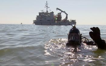 Kom bij de Marine op Duikvaker!