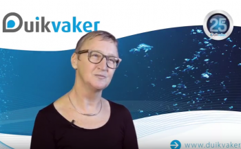 Duikvaker 25 jaar - Simone Gerritsen (Thalassa Dive Resort)