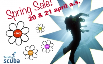 Totally Scuba Spring Sale