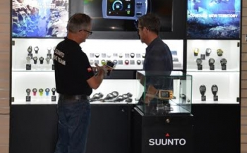 Mega Diving - het derde Suunto Experience Center van de Benelux