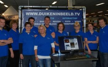 René Weterings - Een dag op de Duikvaker-stand van DuikeninBeeld!