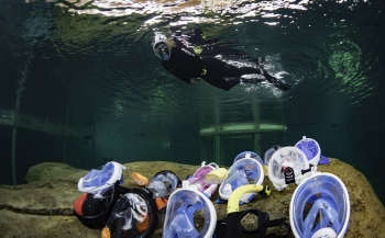 Test: Snorkeling masks