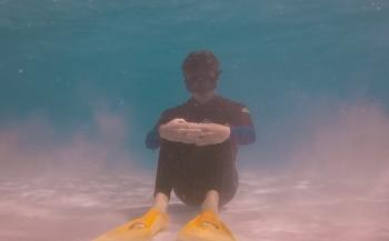 Sverrin Schoonderwoerd - Ningaloo Reef en Western Australia
