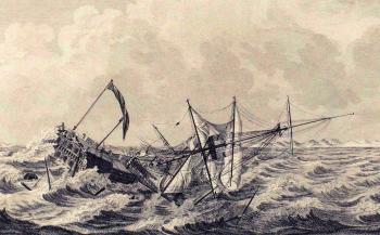 Lezing 'De zoektocht naar het VOC-schip Haarlem' bij Nationaal Archief