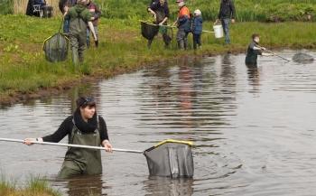 RAVON Vissenweekend 2016 - ook voor duikers