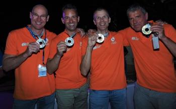 WK 2019 - Zilver en brons voor Nederland