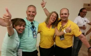 WK 2017 - Belgen vijfmaal in top 10