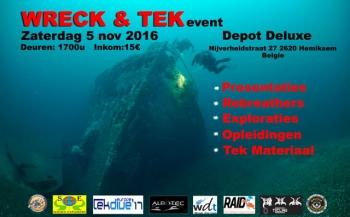 Wreck & Tek Event