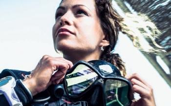 X-vision Ultra Liquid Skin – Een 'eersteklas' duikmasker