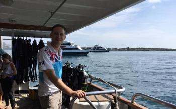 Daniël Versteeg - Galapagos! Het begin van een waanzinnig avontuur