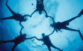 Belgische Duiksportbeurs: Nog veiliger duiken met DAN
