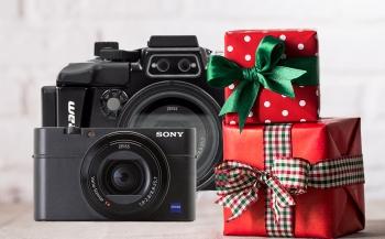 Fotocadeautjes voor onder de kerstboom