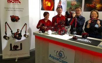 AquaCam.nl is nieuwe importeur van Isotta onderwaterbehuizingen