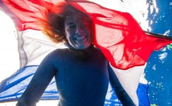 TEDx Talks: Nanja van den Broek over haar wereldrecord