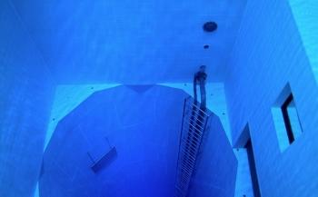 Steven Stegeman- Diep duiken in Brussel