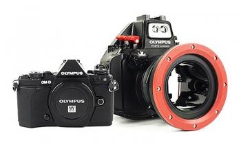 Test: Olympus OM-D E-M5 mark II + Olympus PT-EP13