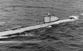 Wrak van U-Boot gevonden in Noordzee