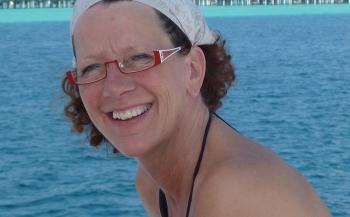 Carla van Westing - Ouwejaarsduik