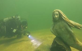 Steve Saenen - Het Onderwaterpark voor Schone Kunsten