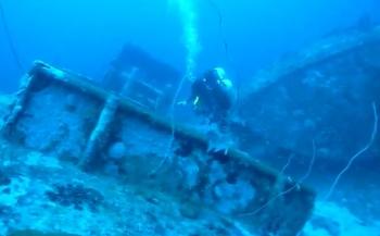 Alain Tiggelaar - Shipwreck Point