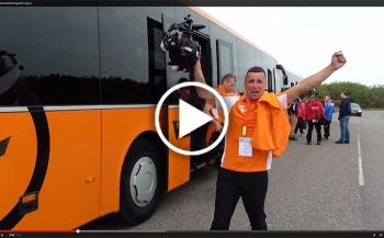 WK in beeld - Dag 2 van het Nederlandse team