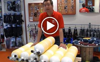 WK in beeld - Hoe regel je 135 duikflessen en 1200 kg lood?