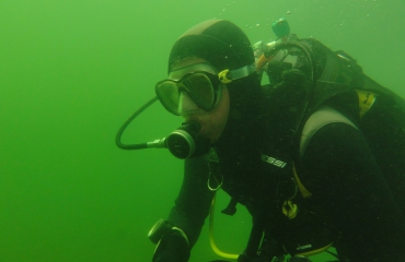 Carla van Westing - Nieuw duikjaar begonnen