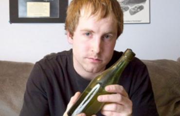 Duiker vindt biertje uit negentiende eeuw
