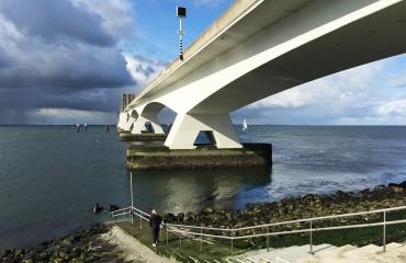Sander van der Heijden – Jubileumduik in Zeeland