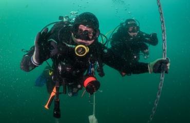 Daniel Versteeg - Een mooie dag op de Noordzee