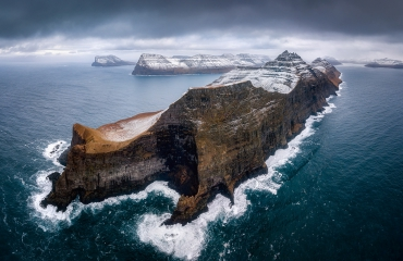 UN World Oceans Day Photo Competition 2021 - Above Water Seascapes