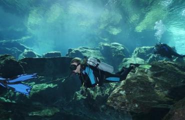 Linda Struik - Cenotes
