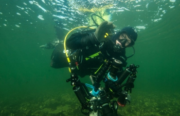 John Landa - 2e duik ONK