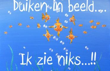 Willemien Hoekstra - Proefduik Duikvaker 2013