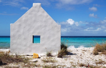 Bonaire in 30 seconden met... Anne-Marie Vermeer