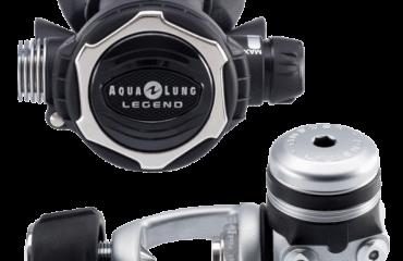 10 + 1 reden om met een Aqua Lung Legend te duiken!