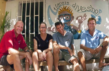 25 jaar Atlantis Diving!